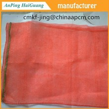 net mesh bag for firewood ,Made in china