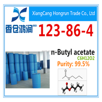 Fast delivery Butyl acetate CAS 123-86-4 for PU/plastics/textile processing industry