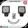 Manufacturers looking for distributors, Ripdark patented product 4D Square 20W 27w LED Tuning Working Light