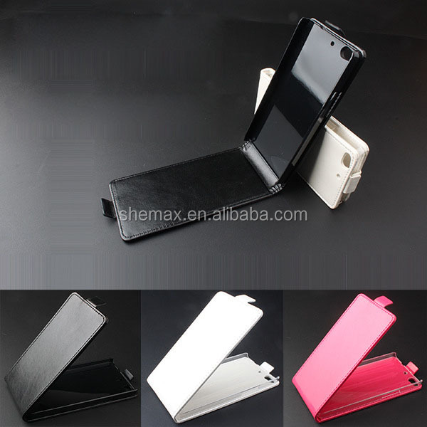 leather phone case for gionee elife e6 case, phone covers for gionee e6