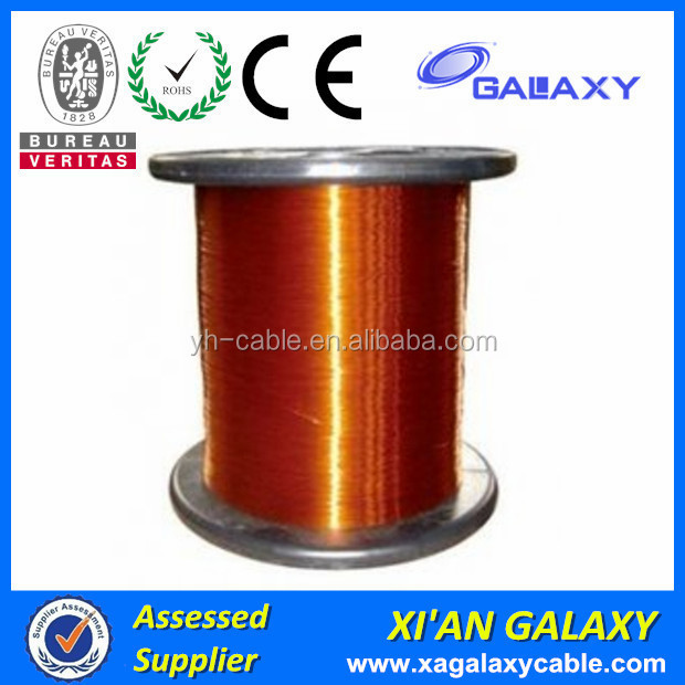 High temperature Factory Price Speaker Voice Coil Copper Clad Aluminum Wire/CCA Wire