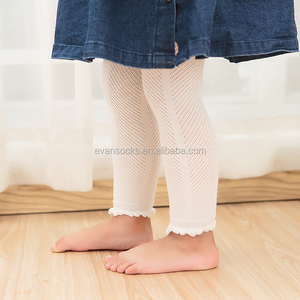 Spring and Autumn mesh tights pantyhose for girls ,cotton