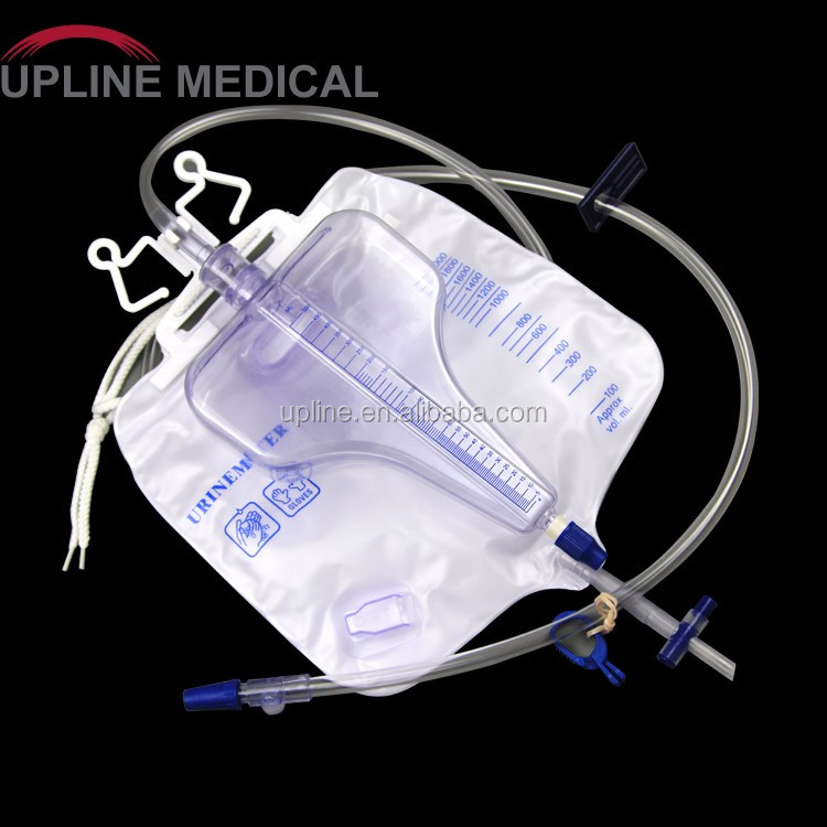 Now! Medical Device China Supplier Portable Urine Bag