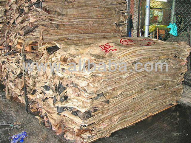 Good Quality Dry Salted Cow Skin