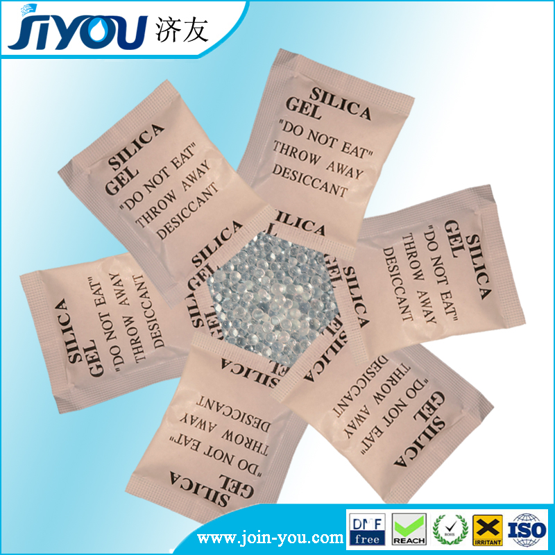 DMF Free and Cobalt Free Silica Gel Desiccant with MSDS