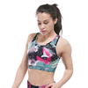 WX334 Cheap women yoga bra multicolor free sexi sport wear crane sports bra