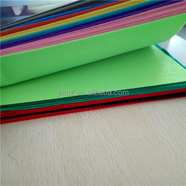 1mm 2mm 3mm 4mm polyester felt in non woven