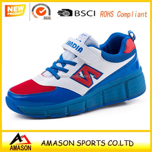 2017 boy wheel shoes wheel skating shoes youth styles Chinese factory cheap wheel skating shoes latest styles 004
