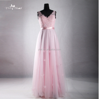 J--0007 real picture graceul beauty handmade flowers lace lithe bling floor evening dress