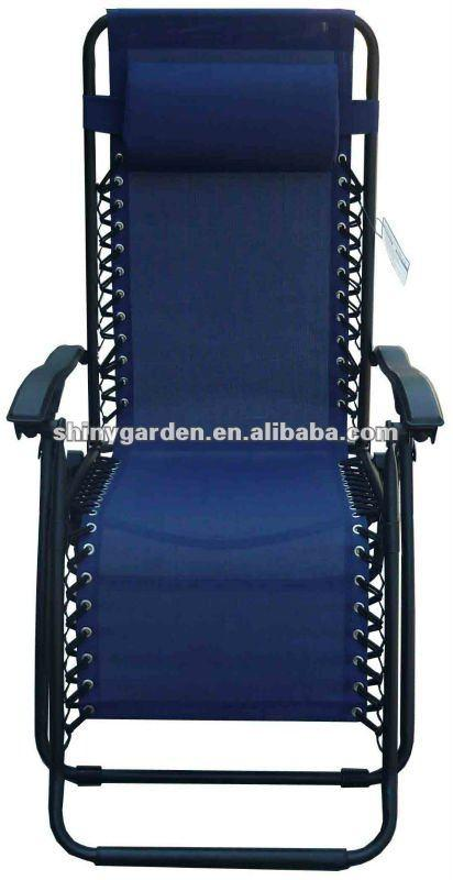 Walmart plegable silla de gravedad cero silla reclinable for Sillas para acampar walmart