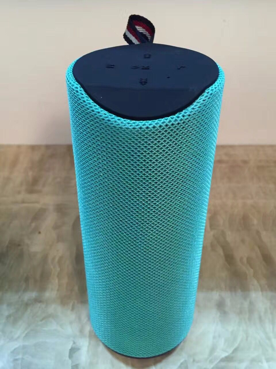 Fabric portable wireless Bluetooth Speaker