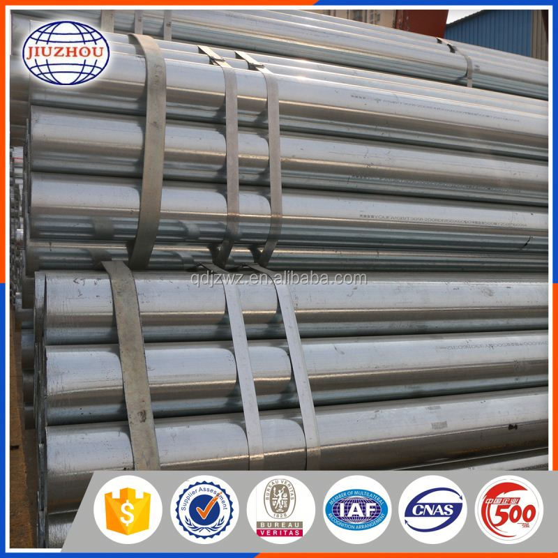 prices of pipe metal company galvanized steel pipe