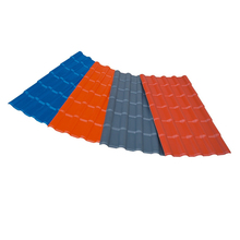Hot sale plastic roof tile clay roof tile spanish roof tile style