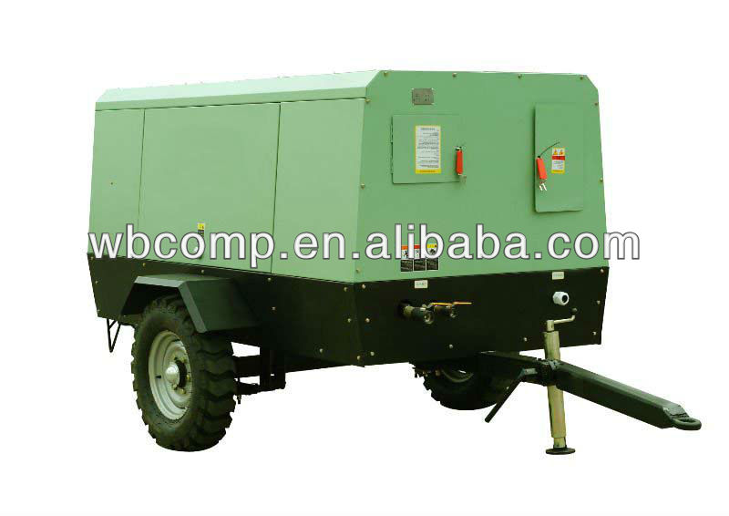 diesel mobile air compressor