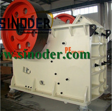 Supply sodium feldspar crusher machine for industrial and mineral rock stone crushing and washing project -- Sinoder Brand