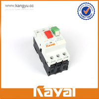 CE RoHS approved factory outlet China Function Main Switch 230v Motor Protection Circuit Breaker