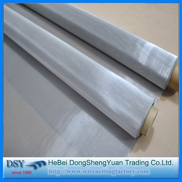 304 Stainless Steel Wire Mesh 0.5mm in China Factory