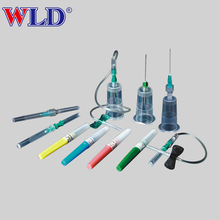 Disposable medical vacutainer sterile blood collection needle
