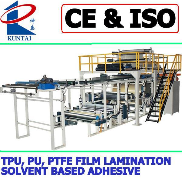Film Lamination Machinery for Textile