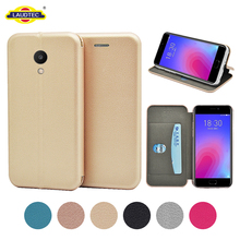 Wholesale Good Quality Slim Case For Meizu Note 6 Leather Back Cover