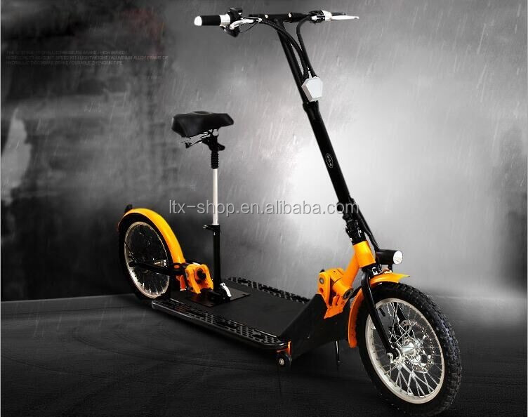 16inch Big Space Electric Folding Mobility Scooter