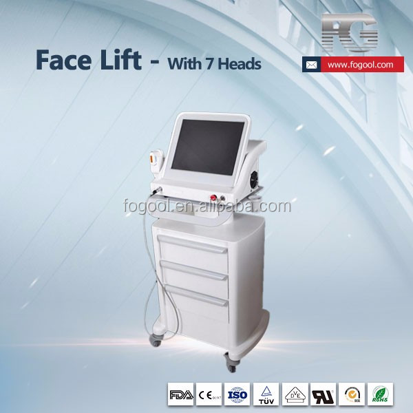 Factory Price Ultrasound Face Lifting Beauty Equipment Cavitacion Body Slimming Machine
