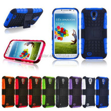 For Samsung Galaxy S4 mini i9190 Hot Two in One Mobile Phone Shell Silicone Hard Case
