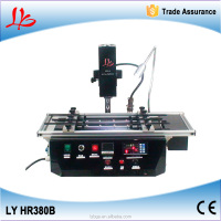 Infrared BGA reballing station welding machine HR380B for rework repair the variety of CPU's seat