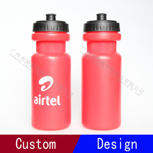 Customized Design 500 ML Pet Plastic Bottle