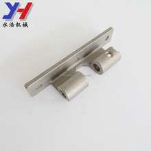Custom manufacturer brass continuous piano hinge