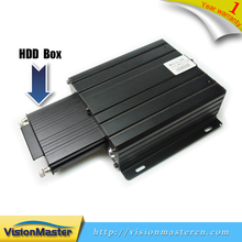 Industrial Level H.264 CMS Free Client Software 4CH 1080P Ahd Hdd MDVR With 3G 4G WIFI Gps