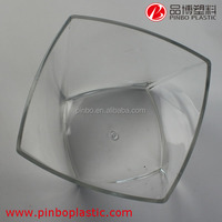 hot sale portable gel ice pack wine cooler, wholesale custom acrylic ice bucket for beer