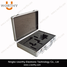 heavy duty hard metal frame video case aluminum flight carry case cheap price high quality