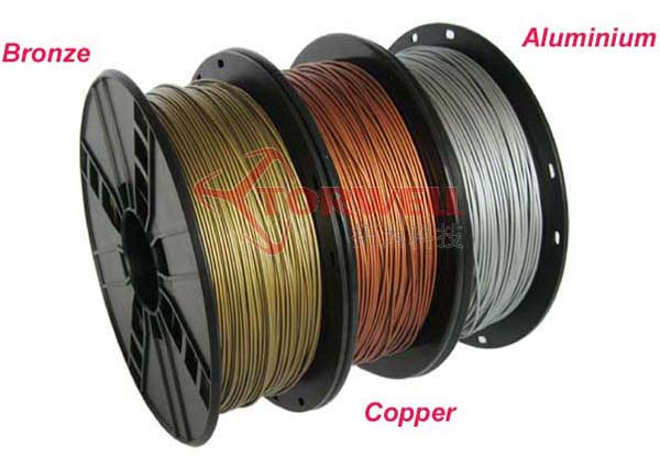 Metal filament for 3D printing