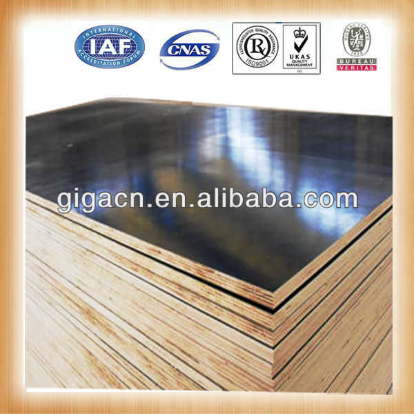 15mm mdf core melamine faced plywood