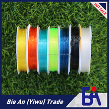 Hot sale high quality Crystal elastic line/thread/cord for DIY jewelry making