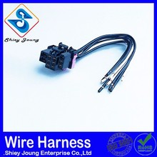 Best Seller harness wiring 11 pin female waterproof auto switch connector