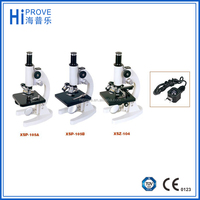 Cheaper and good quality Student binocular xsz biological microscope