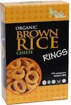 Organic Brown Rice Ring