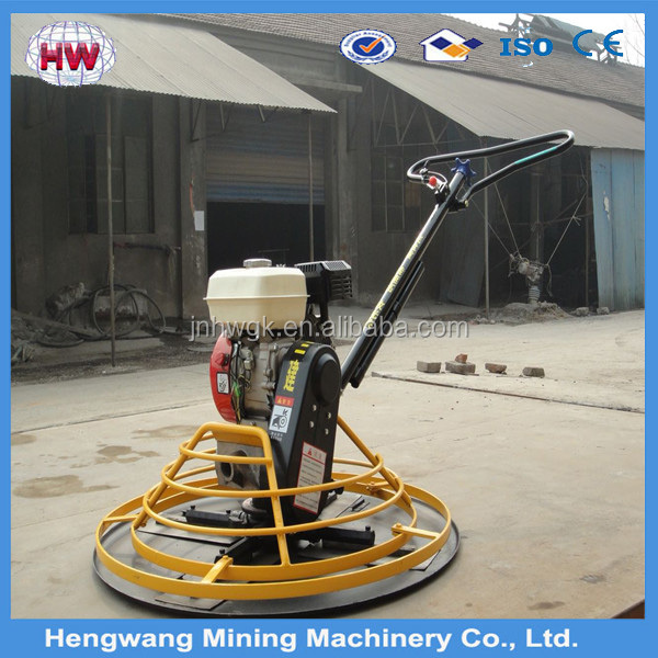 concrete handling machine/concrete power trowel/concrete troweling machine