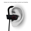 10m bluetooth 4.1 stereo music sports wireless bt earphone smart wirless bluetooth earbud RU9