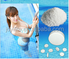 disinfectant chlorine tablets 90% tcca biocide, germicide, bactericide water treatment