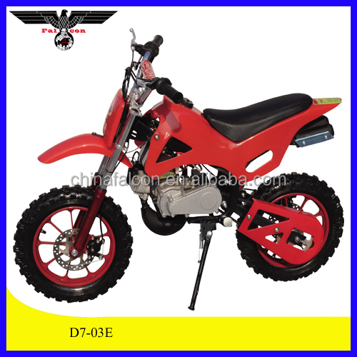 49cc Kids Mini Gas Dirt Bike for Child fun (D7-03E)