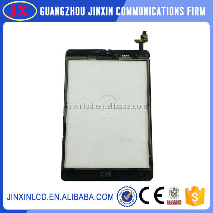 2016 New arrivals for ipad mini digitizer touch screen assembly