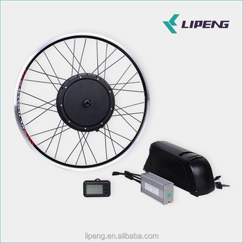 2017 Hot Sale 48v 500w electric bicycle wheel kit