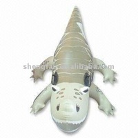 inflatable floating animal water rider toys