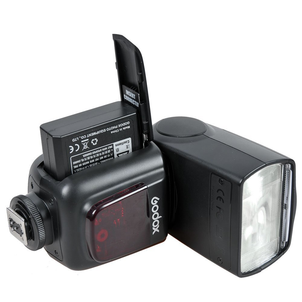 lithium Battery VB-18 for GODOX VING Series Camera Flash