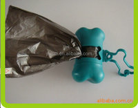 low price hot selling high quality customized plastic pet waste bag on rolls