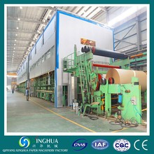 China Direct Manufacturer OCC Waste Paper Recycling Plant