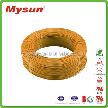 Professional PFA Teflon Wire UL10362 High Temperature Wire and cable
